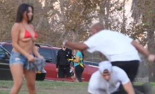 קרב בשכונה (צילום: youtube/TwinzTV)