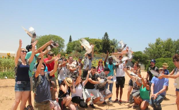 תכנית חדשה מעניקה לחיילים משוחררים טיול בישראל (צילום: רביק זרם)