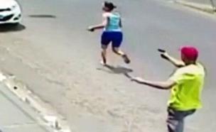 שוטר ירה באישתו (צילום: CEN)