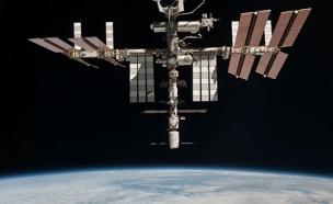 תחנת החלל, כפי שצולמה ב-2011
