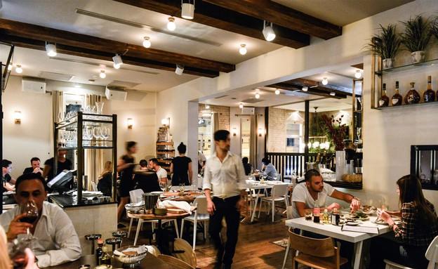 מסעדת אריא (צילום: בן יוסטר)