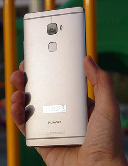 Huawei Mate S, וואווי מייט S (צילום: איתי מקמל | TGspot)