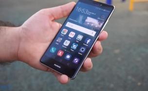 סקירת וידאו Huawei Mate S (צילום: TGspot)