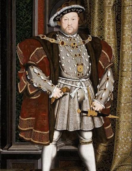הפין הגברי בתקופה הפרה-אליזבתנית באנגליה (צילום: ויקיפדיה)