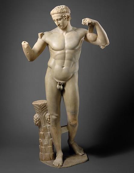 הפין הגברי באמפריה הרומאית  (צילום: ויקיפדיה)