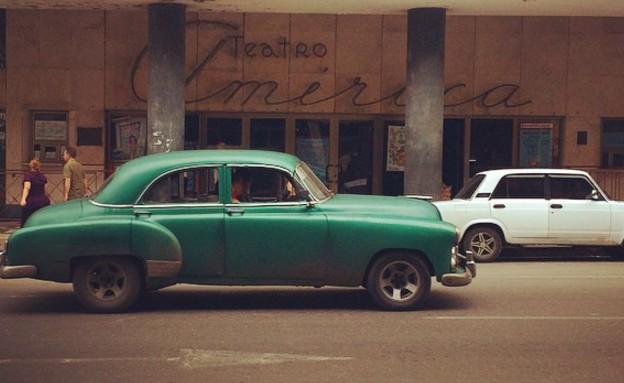 הוואנה, קובה (צילום: ריטה גולדשטיין)