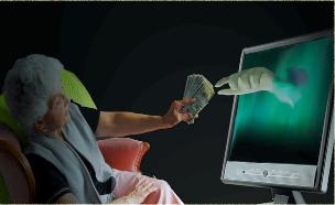 מחשב מבקש כסף, כופרה, Ransomware, (צילום: Don Hankins, Flickr)