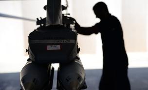 ברד קטלני, הפצצה המתקדמת של חיל האוויר (צילום: הגר עמיבר, אתר חיל האוויר)