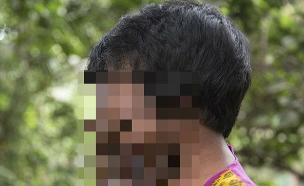 אישה ללא פנים (צילום: Cover Asia Press)