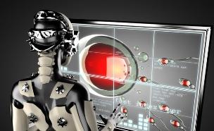 רובוט (צילום: אימג'בנק / Thinkstock)