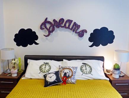 לצדי המיטה (צילום: ליעונה מנקלי)