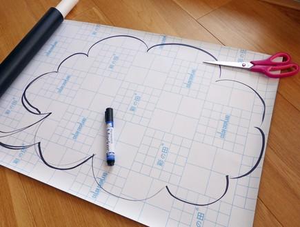 ציירו את הענן (צילום: ליעונה מנקלי)