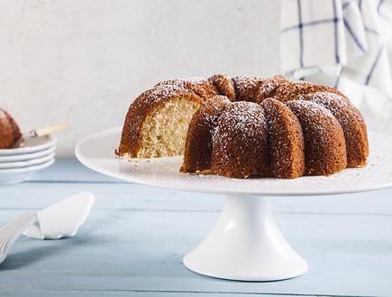 עוגת תפוזים וקוקוס בחושה (צילום: אסף אמברם, אוכל טוב)