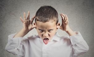 ילד מעצבן (צילום: Thinkstock)
