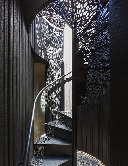 מדרגות מיוחדות 12, מדרגות תחרה בעיצוב Dust (צילום: Dust)