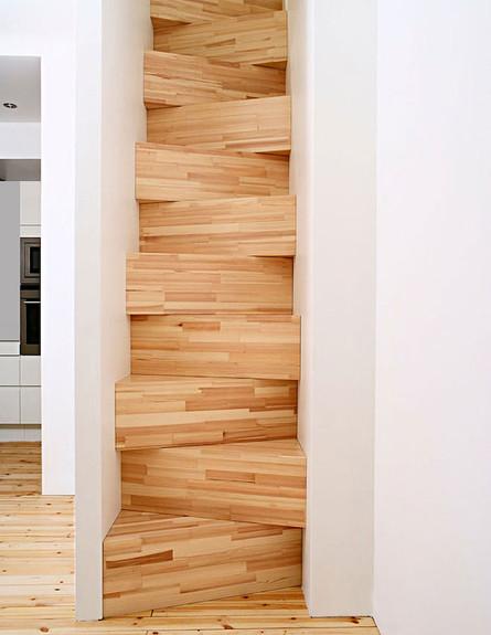 מדרגות מיוחדות 13, מדרגות אלכסוניות של TAF arkitektkontor (צילום: TAF arkitektkontor)