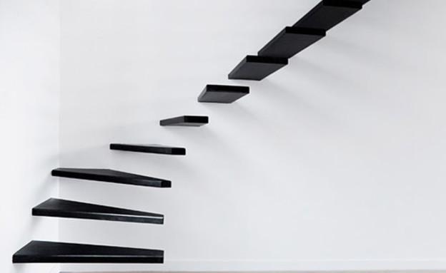 מדרגות מיוחדות 14, מדרגות שטוחות בעיצוב ecole (צילום: ecole)