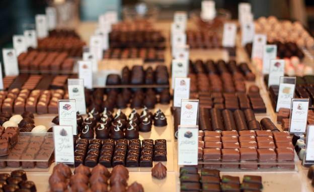 טבעון מישי שוקולד פרלינים (צילום: ג'רמי יפה, אוכל טוב)