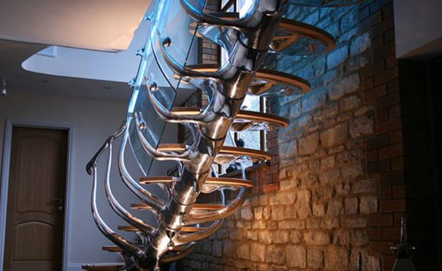 מדרגות מיוחדות 07, מדרגות בנורתאמפטון בעיצוב Philip Watts (צילום: Philip Watts)