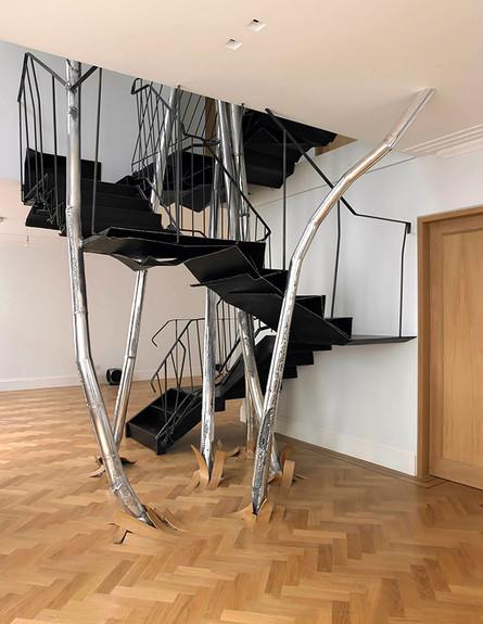 מדרגות מיוחדות 10, מדרגות יוצאות דופן בעיצוב Vincent Dubourg (צילום: Vincent Dubourg)