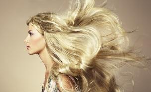 מחיה שיער בלונדיני (צילום: heckmannoleg, Thinkstock)