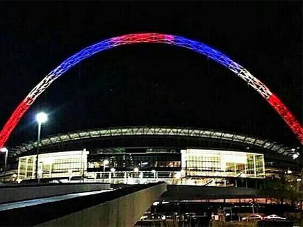 אצטדיון וומבלי בלונדון