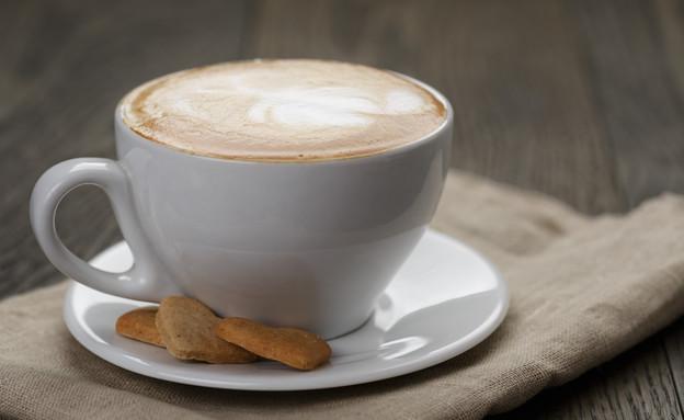 קפה ועוגייה (צילום: GooDween123, Thinkstock)