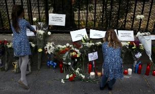 מתקפת טרור בפריז (צילום: חדשות 2)
