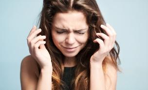 אישה בוכה (צילום: אימג'בנק / Thinkstock)