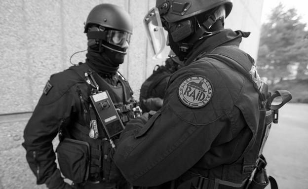 יחידות העילית של צרפת (צילום: police nationale, flickr.com)