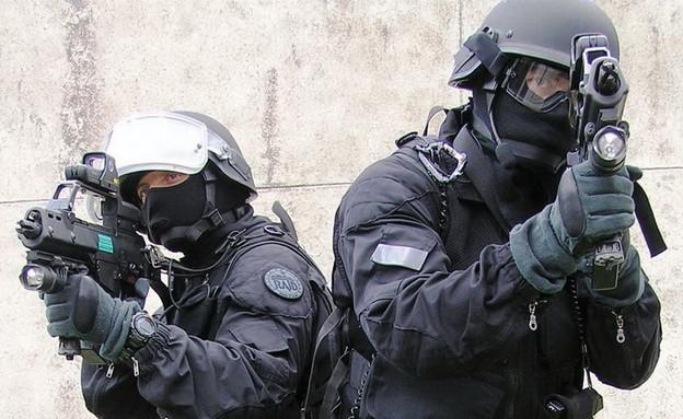 יחידות מיוחדות צרפת (צילום: צבא צרפת)