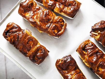 עוגת שמרים פיס אוף קייק  (צילום: אפיק גבאי,  יחסי ציבור )