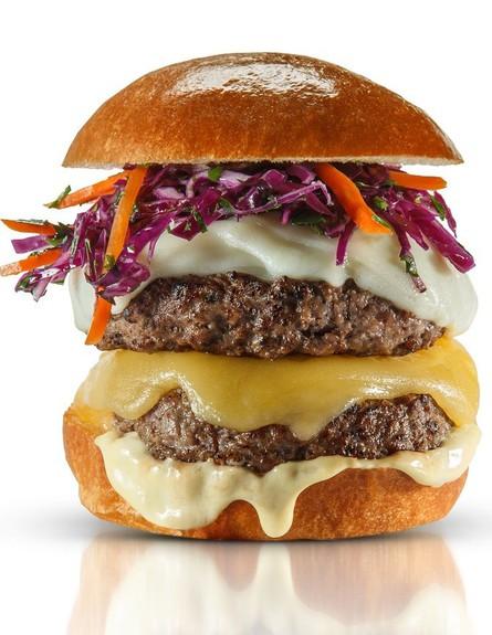 בלאק המבורגר (צילום: סטודיו אשהיים,  יחסי ציבור )