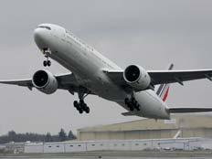 "מטוס ""אייר פראנס"" שנחת ביוטה (צילום: רויטרס)"
