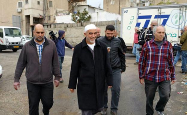 """""""ממשלת ישראל היא ממשלת טרור"""". ראאד סלאח"""