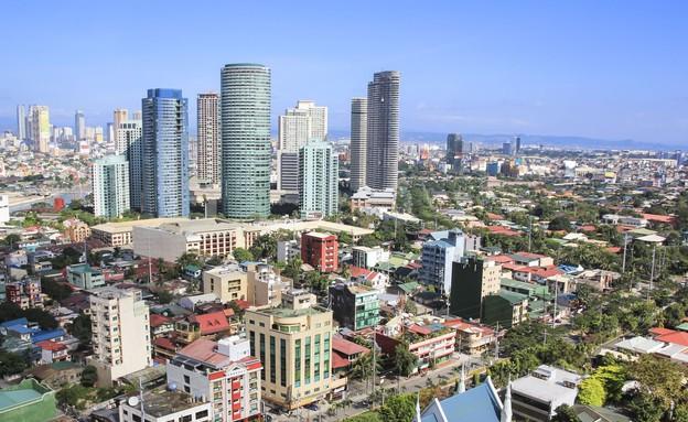 מנילה, הפיליפינים (צילום: אימג'בנק / Thinkstock)