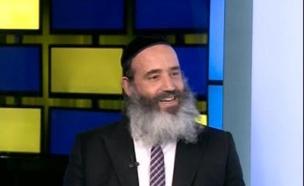 הרב פנגר – פרשת ויצא (צילום: מתוך עולם הזוהר, ערוץ 24)