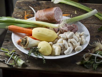 ירקות שורש - בסטה