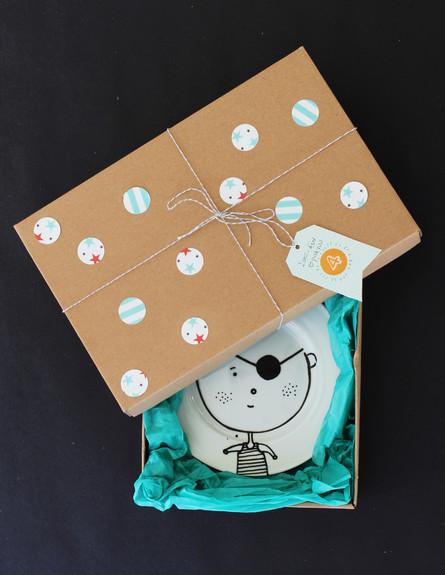 אין סטייל 01, מתנה יצירתית לזמן האוכל (צילום: 9instyle.com)