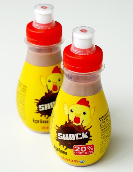 מיספטל 01, מיחזור בקבוקי שוקו (צילום: misspetel.com)