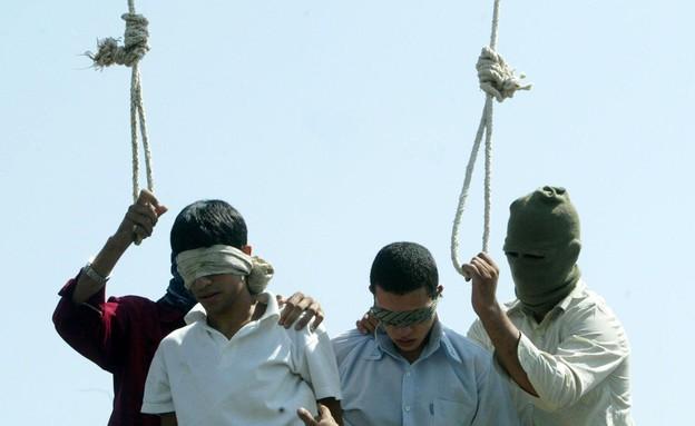 הומואים באיראן