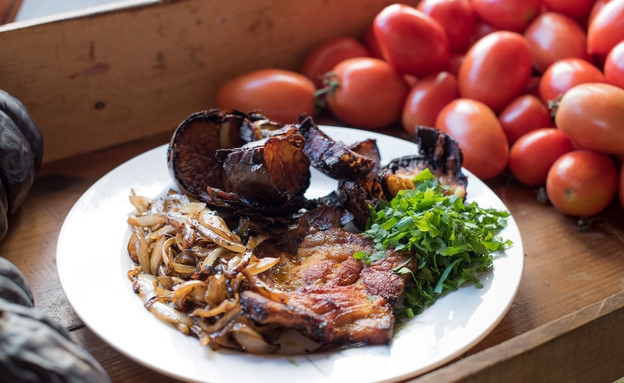 מסעדת חמארה (צילום: נמרוד סונדרס)