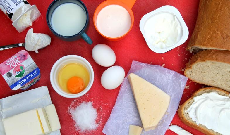 מוצרי מזון בפיקוח (צילום: עידית נרקיס כ