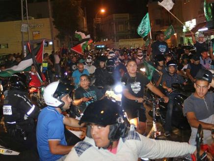המהומות ביפו בחודש שעבר