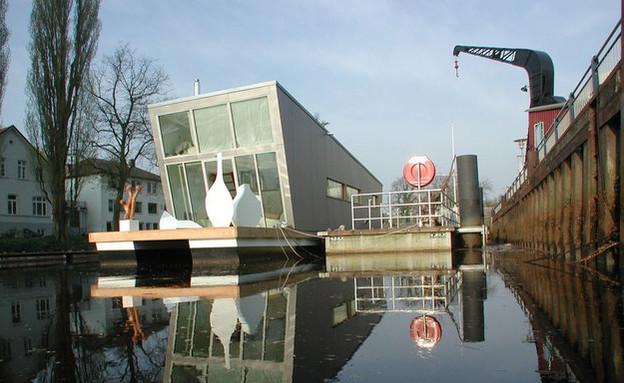 hausboot akkermann (צילום: sascha-akkermann.de)