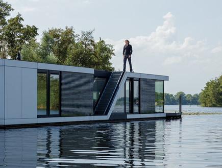 בית צף בהולנד