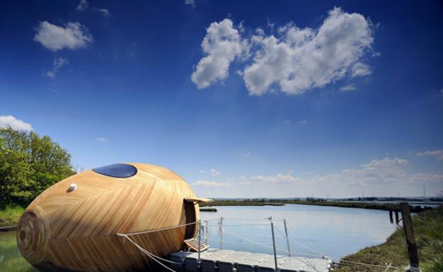 בלגונה באיים המאלדיביים (צילום: exburyegg.org)