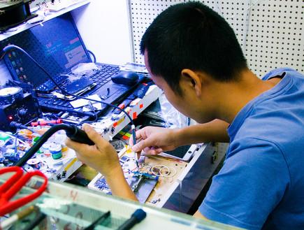 טכנאי מתקן סמארטפונים