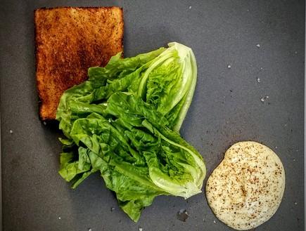 זכאים סטייק לחם
