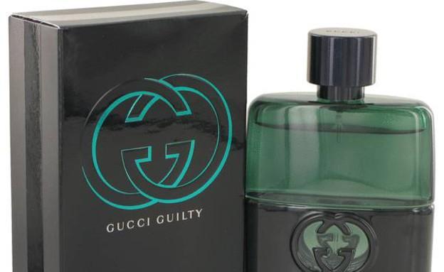 בושם לגברים GUCCI guilty black EDT Spray